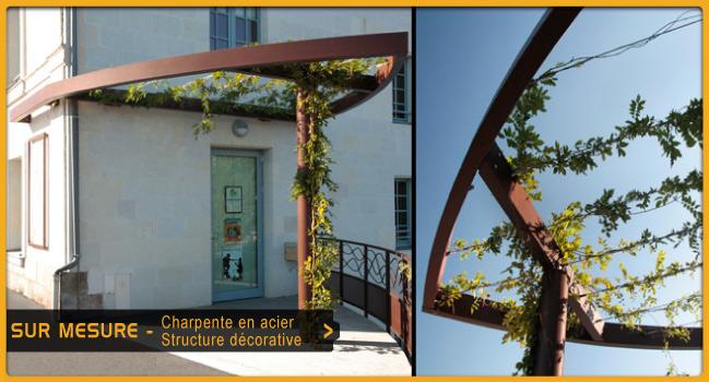 great sur mesure escalier portes vranda portail gardecorps serrurerie with decoration portail. Black Bedroom Furniture Sets. Home Design Ideas